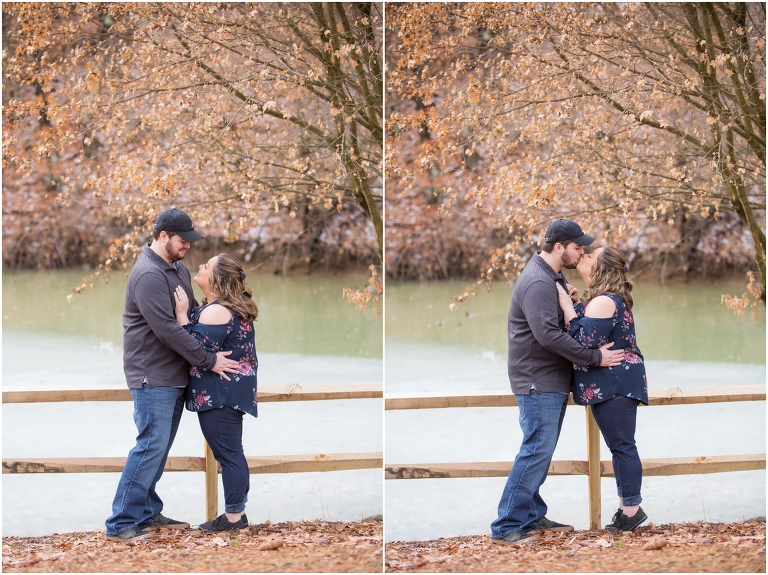 Round Hill Park Engagement Photos