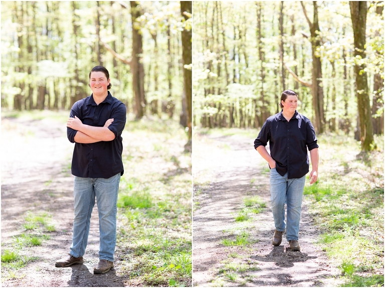 Deep Creek Senior Photographer