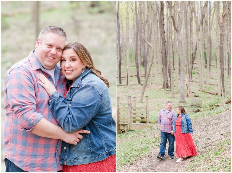 Pittsburgh Spring Engagement